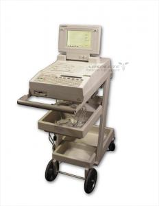 HP Pagewriter XLI Interpretive EKG Machine 12 LEAD
