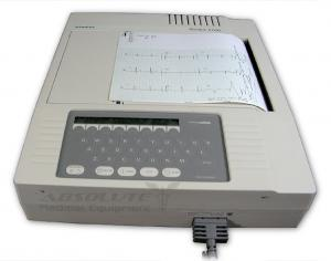 Burdick E 550 Interpretive EKG Machine System