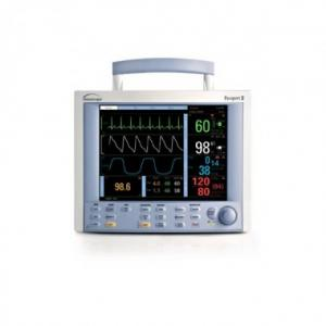 Datascope Passport 2 Patient Monitor with Co2